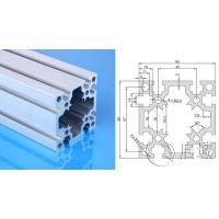 工业铝型材框架定制流水线框架8080国标工业铝型材定制