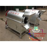 用滚筒炒锅炒油菜籽方法 无烟电磁炒货机 河南炒货机生产