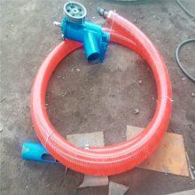 管式抽粮泵 润丰 仓用提升式吸粮机