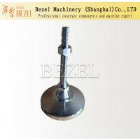 Bezel专业生产各种地脚脚杯 DJ100-16100重型关节脚蹄输送配件