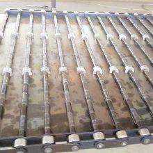 求购矿山用不锈钢链板输送带 山东乾德品质