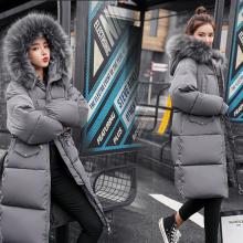 秋冬季新款女装棉衣 韩版女式羽绒服外套 厂家货源批发白鹅绒