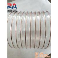 pu除尘通风伸缩管厂家、除尘通风伸缩管、瑞奥塑胶软管