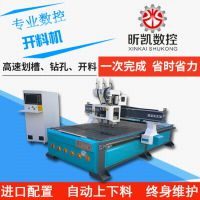贵州门板雕花机|板式柜体下料机|自动侧孔机厂家