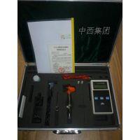 HS便携式流速流量仪 型号:HS37-HS