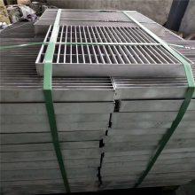 昆山金聚进平台钢制格栅制造厂家报价