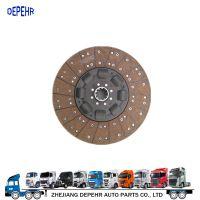 浙江德沛供应欧系重型商用车离合器配件DAF达夫卡车铜离合器摩擦片1878054933/1239659