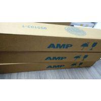 安普1U理线器 水平理线环1427632-1型号