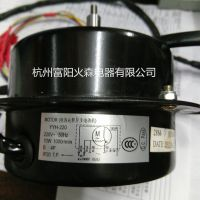 富阳火森电器供应YYH-220电容运转异步电动机 除湿机电机