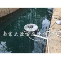 南京黑臭河道治理水处理生态治理工程