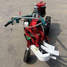 广西省新型收获机 平地种植花生收获机 手扶带动大蒜收获机