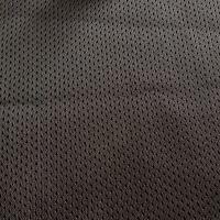 厂家批发全涤三明治网布 弹力夹层三明治 透气坐垫箱包面料