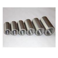 专业生产钢筋套筒 M16-M32钢筋连接套筒 直螺纹套筒现货