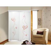 这样的衣柜推拉门家具更能给您带来一份温馨感!