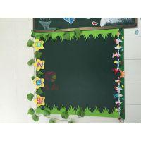 佛山电子白板用绿板Q海珠多媒体投影推拉教学W磁性大号黑板