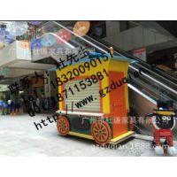 现代商业广场时尚售货亭  未来新兴行业可移动商卖亭车