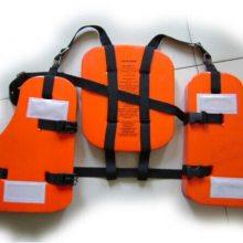 厂价船用GY09-1三片式工作救生衣 石油平台专用救生衣批发