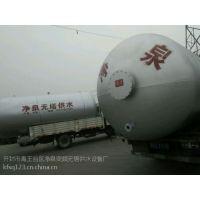 阜阳 太和 10吨20吨30吨无塔供水价格 净泉无塔供水器 变频供水设备