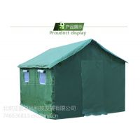 户外野营野外作战 夜市大排档帐篷民用工程施工帐篷,双人单层一居一室