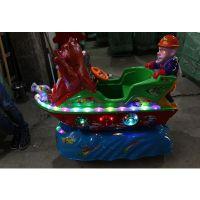 新款儿童电动玩具摇摆机 极速双人超市摇摆机 摇摇乐摇摆机电动摇摇马