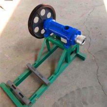 信达鱼饲料膨化水产饲料膨化机 浮水饲料膨化机
