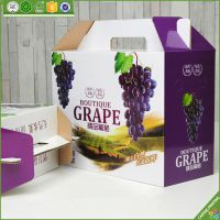 工厂定制水果包装箱礼品盒