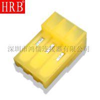 供应HRB3.96 IDC刺破式连接器 接插件端子
