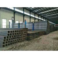 上海热镀锌方管定做 上海Q345B材质方矩管定做