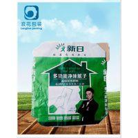 江苏浪花厂家专业定制环保无公害的腻子粉全纸包装袋