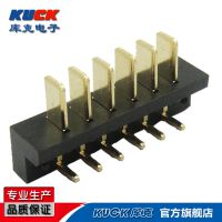 厂家直供笔记本电池座连接器B09M公座6Pin 间距2.5PH 弯脚90度