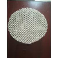 精馏塔专用350Y陶瓷波纹环亚化工陶瓷规整填料