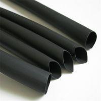 供应 200度氟橡胶热缩管 耐高温耐油 军标氟橡胶绝缘管 欧贤