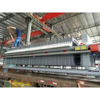 湖州强源自动快干隔膜压滤机、含水率低,高效过滤15968211829