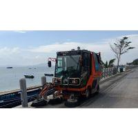 小型扫路机|小型湿式道路清扫机|驾驶式扫地机厂家-同辉汽车