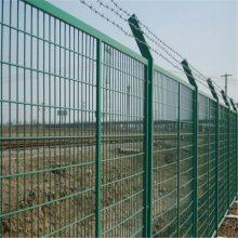 铁丝防护网 围墙隔离网 园林绿化护栏网