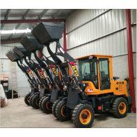 矿用轮式装载机 专业生产小型铲车金尔惠牌 前卸式小型装载机