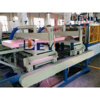 CO2 XPS挤塑板设备生产线 聚苯乙烯发泡板生产线 德意利SFBZ-135/150型