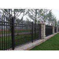 厂家供应锌钢护栏 围墙护栏锌钢栏栅 围墙栅栏规格