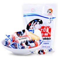 冠生园大白兔奶糖袋装227g原味糖果喜糖批发 婚庆零食小吃