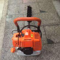 便携式挖坑机 特点植树快速挖洞机 栽树苗的好选择汽油地钻机