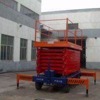 移动式升降机批发 高空作业平台 SJY0.3-4液压铝合金升降平台 亚重