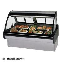 原装进口美国FEDERAL MCG-1054-DM 可调节食品陈列柜 熟食肉类冷藏展示柜