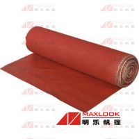 佛山防水布厂供应印花台皮 绿色服装台皮 红色高级不需摩台胶