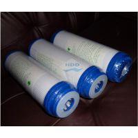 海德能10寸颗粒活性炭滤芯 净水器配件 通用碳芯