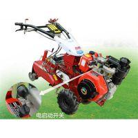 规格型号齐全旋耕开沟机 转向挡位更换开沟机 润华全自动田地培土机
