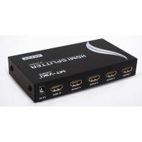 4口超高清HDMI分配器迈拓维矩MT-SP144