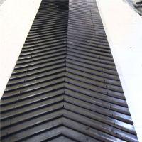 深圳港口橡胶帆布耐热花纹输送带