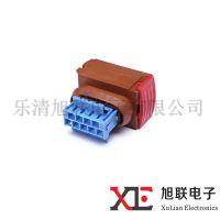 供应优质汽车连接器TE泰科144995-5插件/护套 9芯现货