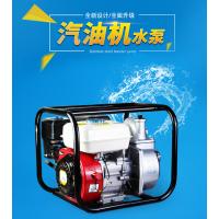 消防泵 本田2寸3寸汽油高压抽水机用起来真是省心