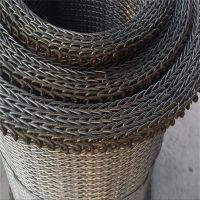 定做不锈钢人字形网带 巧克力网带 样式多样 价格透明